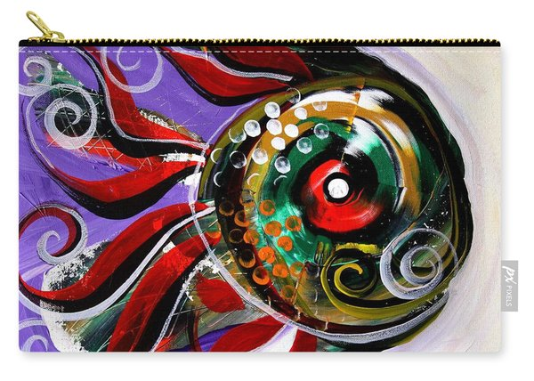 Salvador Dali Octo Fish Carry-all Pouch