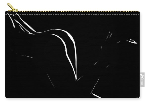 Searching For Love Carry-all Pouch