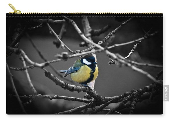 Selective Bird Carry-all Pouch