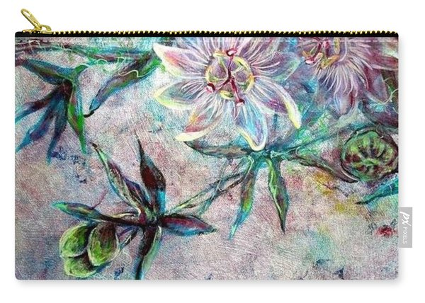 Silver Passions Carry-all Pouch
