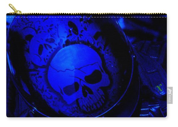 Skull Cap Carry-all Pouch