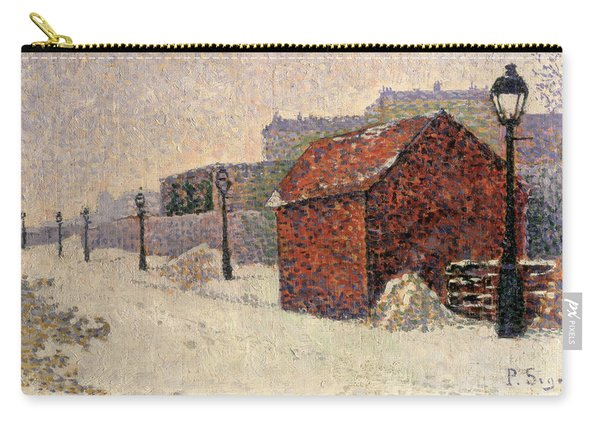 Snow Butte Montmartre Carry-all Pouch