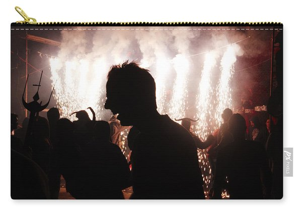 Spark Backlighting Carry-all Pouch