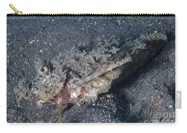 Spiny Devilfish Camouflaged Carry-all Pouch