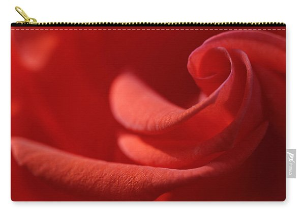 Spiral's Heart Carry-all Pouch