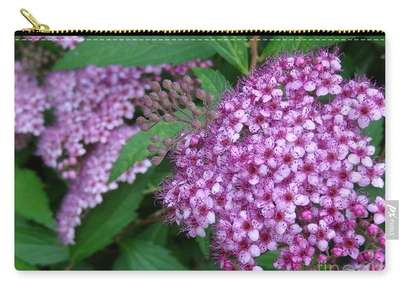 Spirea Carry-all Pouch