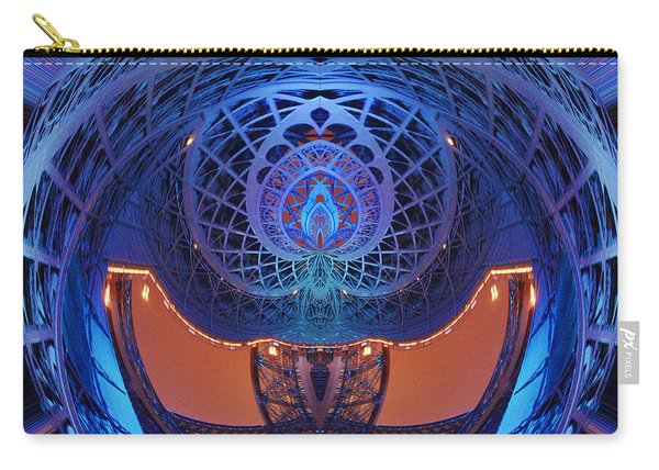 Spirograph Planet Carry-all Pouch