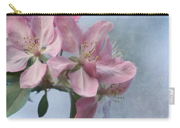 Spring Blossoms For The Cure Carry-all Pouch