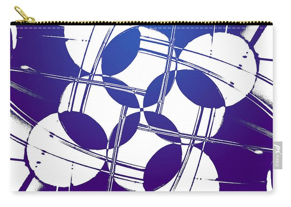 Square Circles Carry-all Pouch