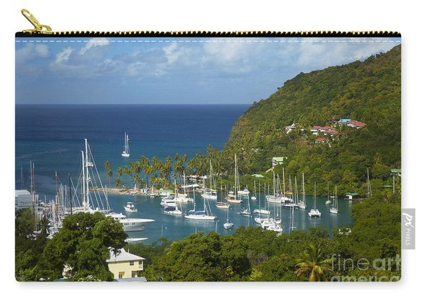 St Lucia Carry-all Pouch