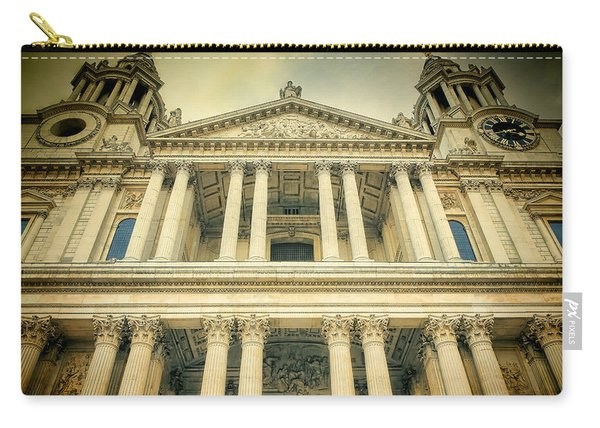 St Pauls Standing Carry-all Pouch