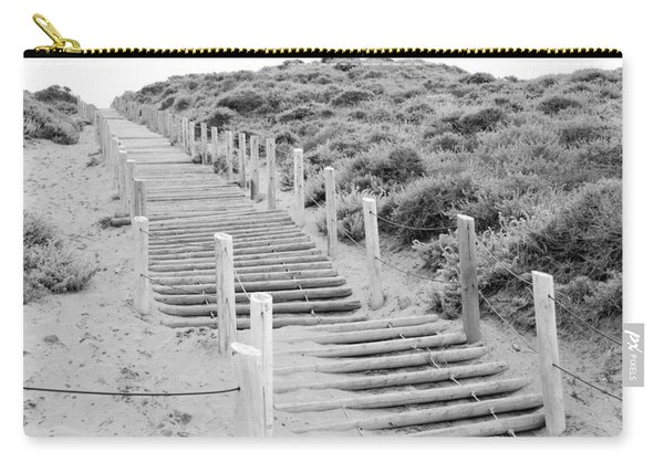 Stairs At Baker Beach Carry-all Pouch