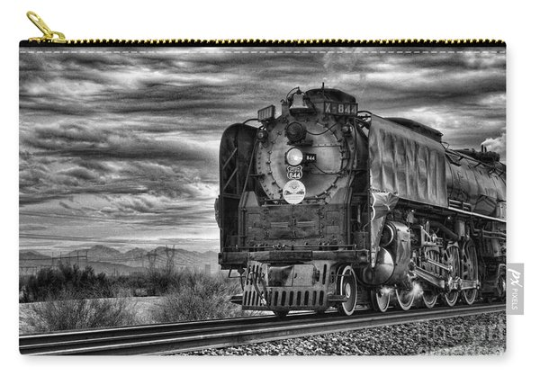 Steam Train No 844 - Iv Carry-all Pouch