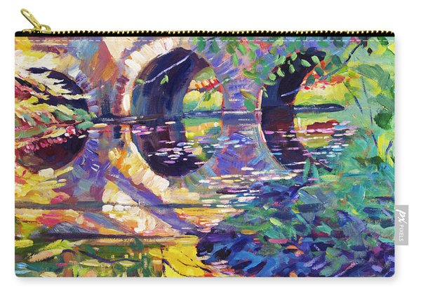 Stone Footbridge Carry-all Pouch