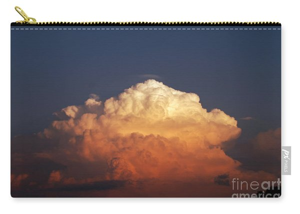 Storm Clouds At Sunset Carry-all Pouch