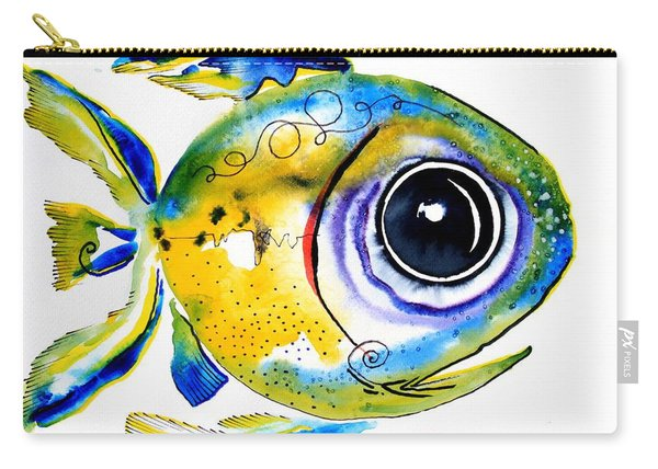 Stout Lookout Fish Carry-all Pouch