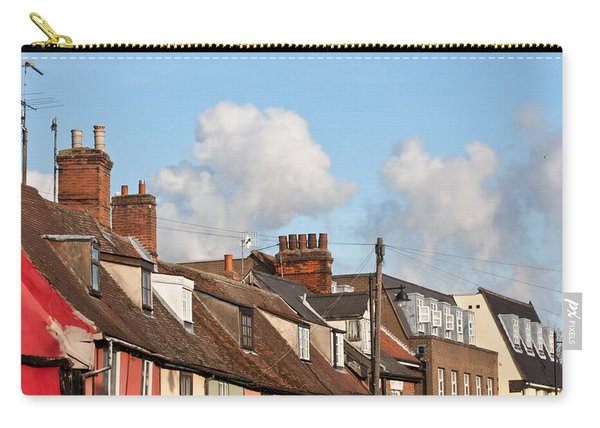Suffolk Rooftops Carry-all Pouch