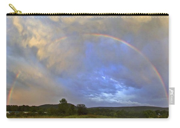 Sunset Rainbow Carry-all Pouch