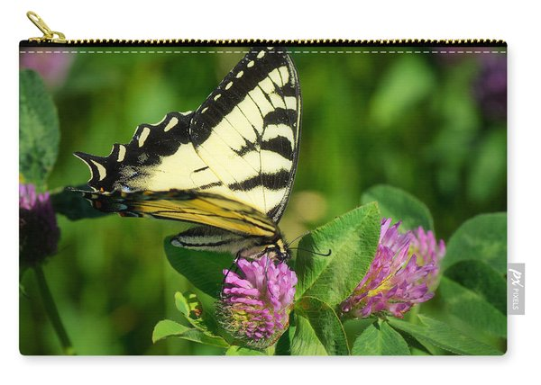 Sweet Clover Treat Carry-all Pouch