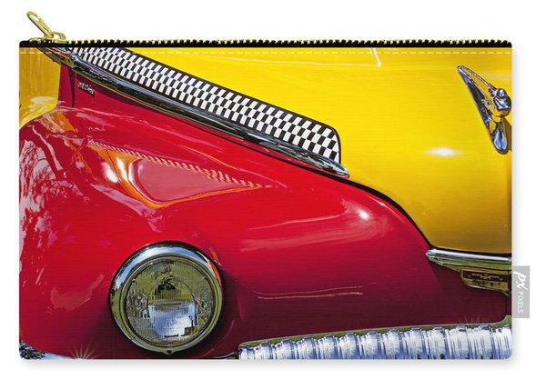 Taxi De Soto Carry-all Pouch
