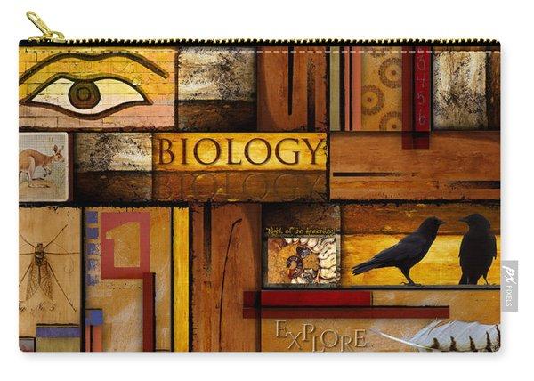 Teacher - Biology Carry-all Pouch