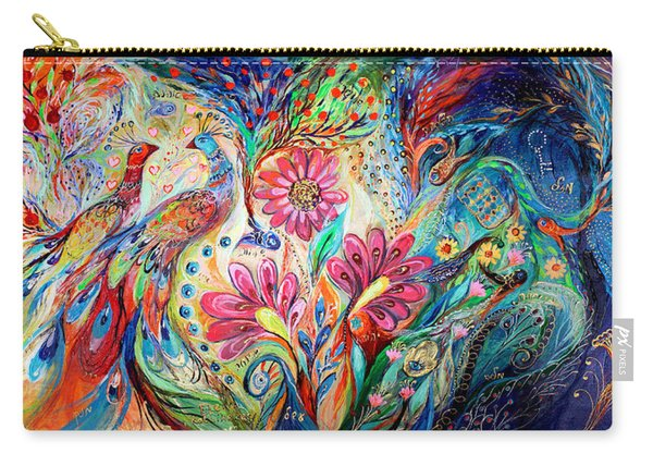 The Colors Of Day Carry-all Pouch