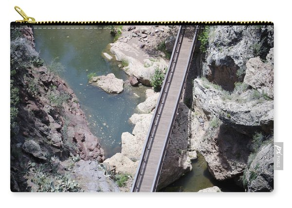The Foot Bridge Carry-all Pouch