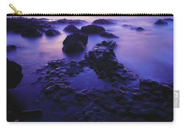 The Giants Causeway, County Antrim Carry-all Pouch