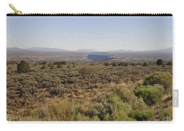 The Gorge On The Mesa Carry-all Pouch