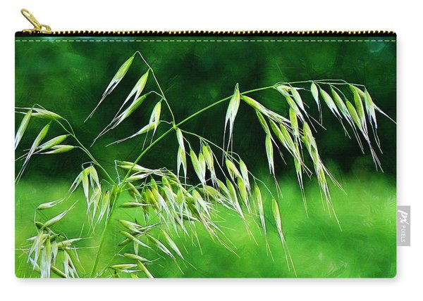 The Grass Seeds Carry-all Pouch