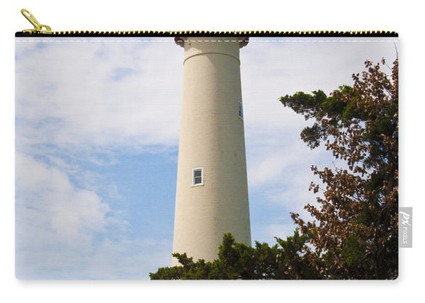 The Lighthouse At Cape May New Jersey Carry-all Pouch
