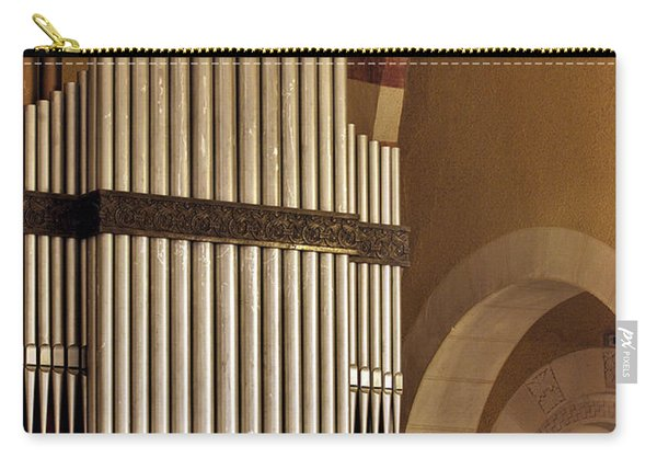 the Organ Augusta Victoria Jerusalem Carry-all Pouch