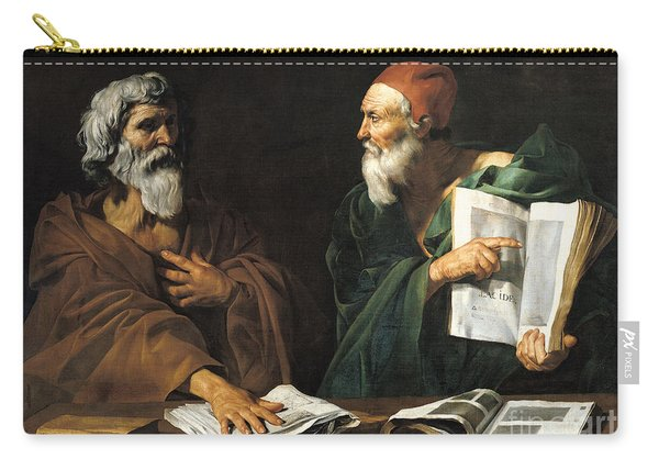 The Philosophers Carry-all Pouch