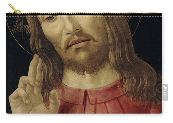 The Resurrected Christ Carry-all Pouch