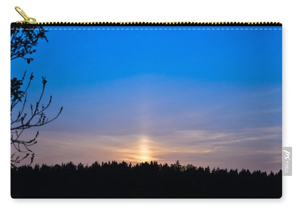 The Road To The Sky Carry-all Pouch