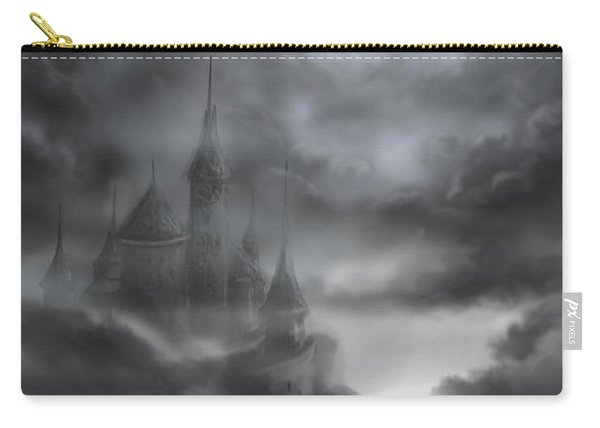 The Skull Castle Carry-all Pouch