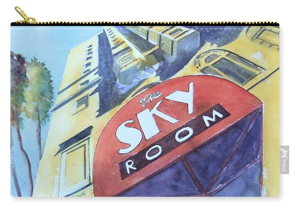 The Sky Room Carry-all Pouch