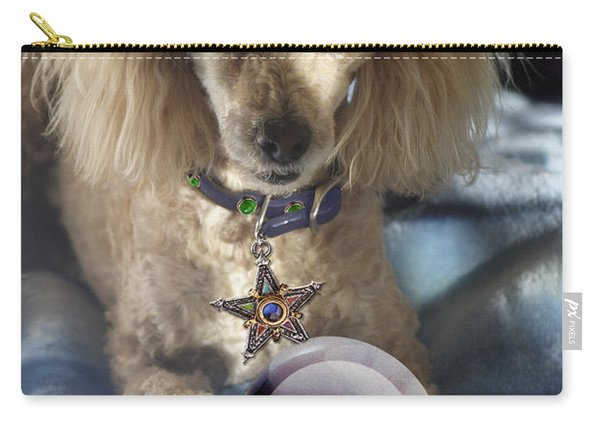 The Wizard Of Dogs Carry-all Pouch
