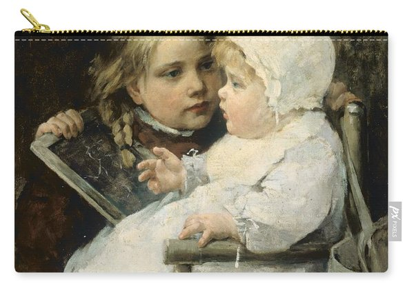 The Young Artist Carry-all Pouch
