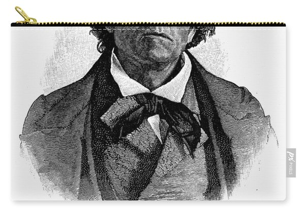 Theodore D. Weld (1803-1895) Carry-all Pouch
