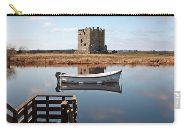 Threave Castle Reflection Carry-all Pouch