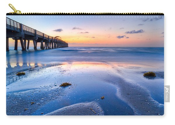 Tidal Pools Carry-all Pouch