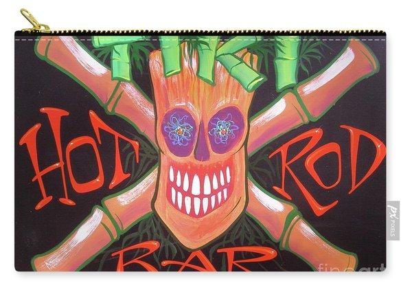 Tiki Hot Rod Bar Carry-all Pouch