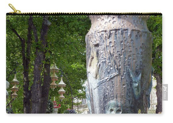 Tivoli Gardens Carry-all Pouch