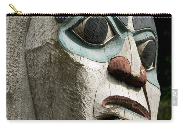 Totem Close Up Carry-all Pouch
