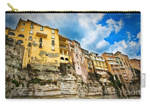 Tropea Houses Carry-all Pouch
