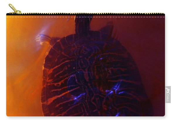 Turtle In Florida  Carry-all Pouch