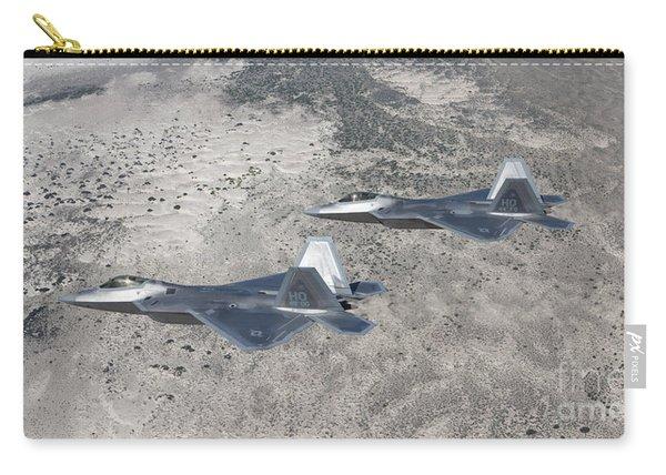 F 22 Carry-All Pouches | Fine Art America