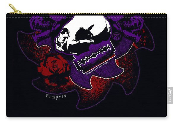 Vampyre  Carry-all Pouch