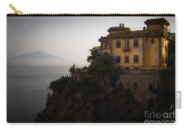 Vesuvius From Sorrento Carry-all Pouch